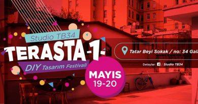 """Bağımsız üretenler, iki gün boyunca """"Terasta – 1"""" festivalinde"""