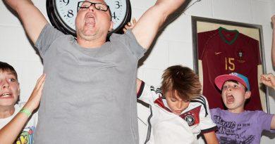 Juergen Teller'den Dünya Kupası için özel bir sergi