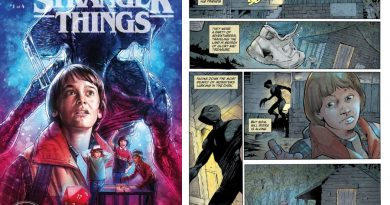 """""""Stranger Things"""" çizgi romanı eylülde raflarda"""