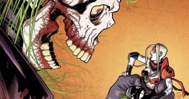 """""""Old Lady Harley"""": Harley Quinn'in otuz yıl sonraki maceraları çizgi roman oluyor"""