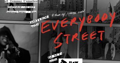 """Bant Mag. Havuz'daki belgesel gösterimleri Cheryl Dunn'ın """"Everybody Street""""iyle devam ediyor"""