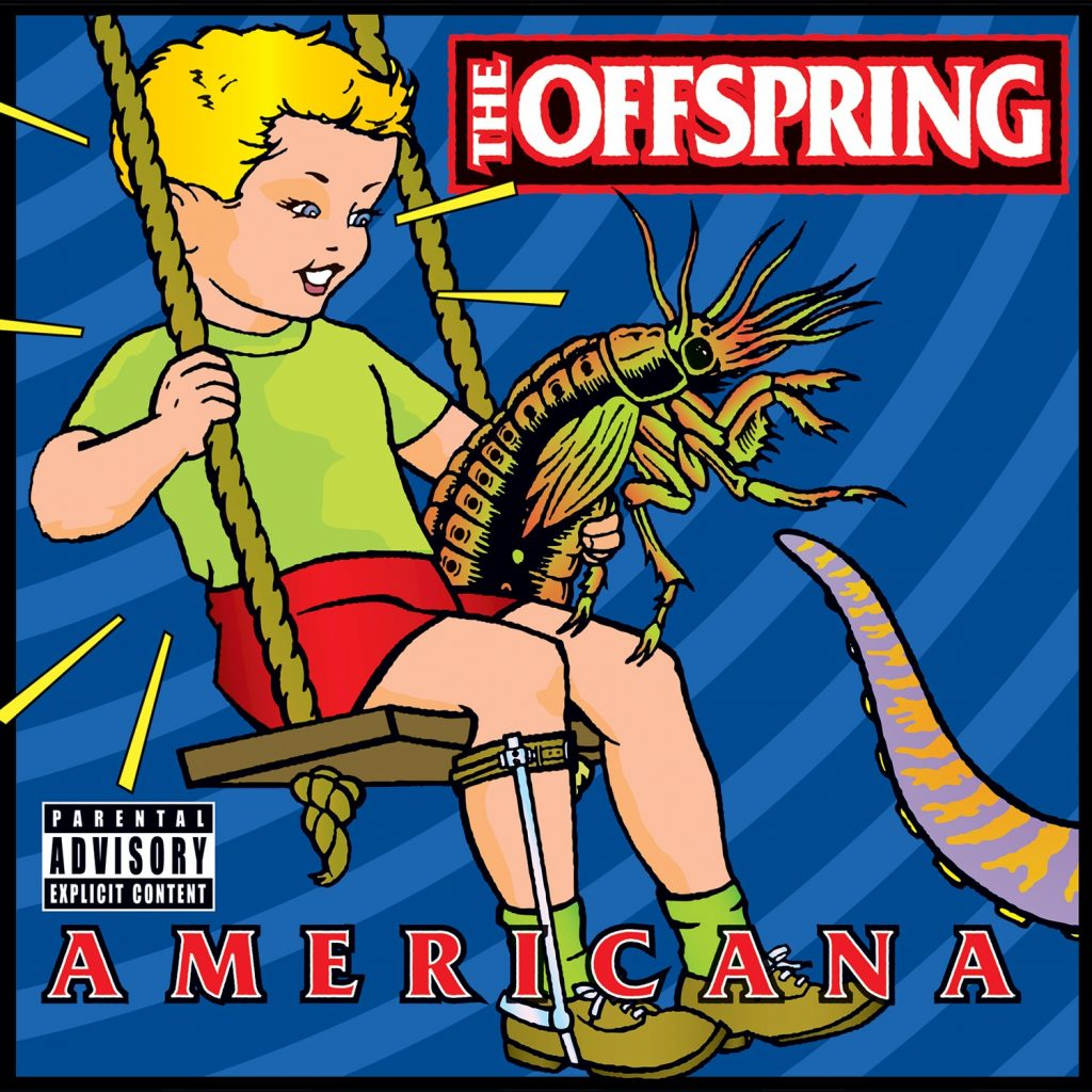 Bam Bam Bam _ Serkan İzci - The Offspring Americana