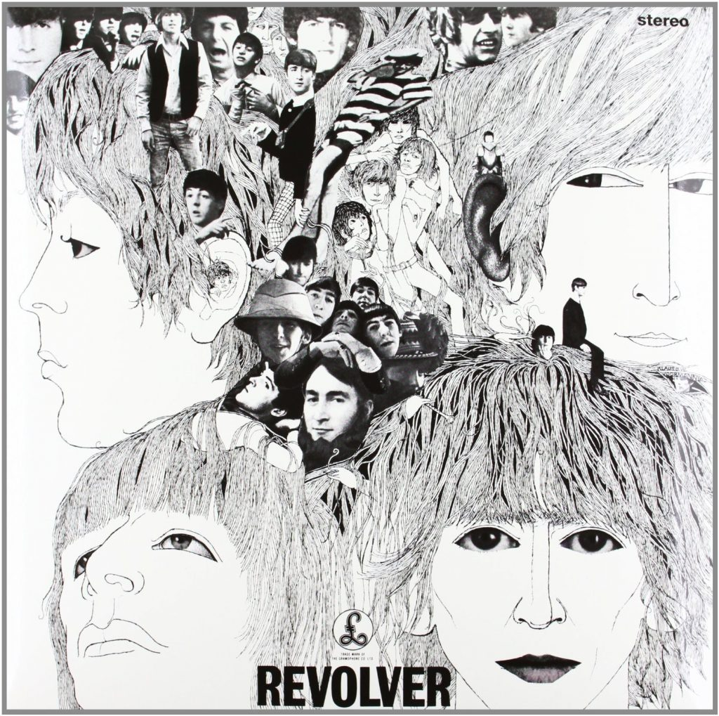 Eskiz - The Beatles Revolver