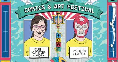 İstanbul Comics & Art Festival 2018'de neler var?