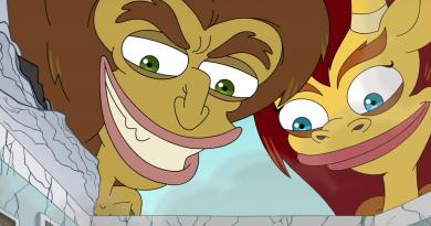 """""""Big Mouth"""" ikinci sezonuyla 5 Ekim'de dönüyor"""