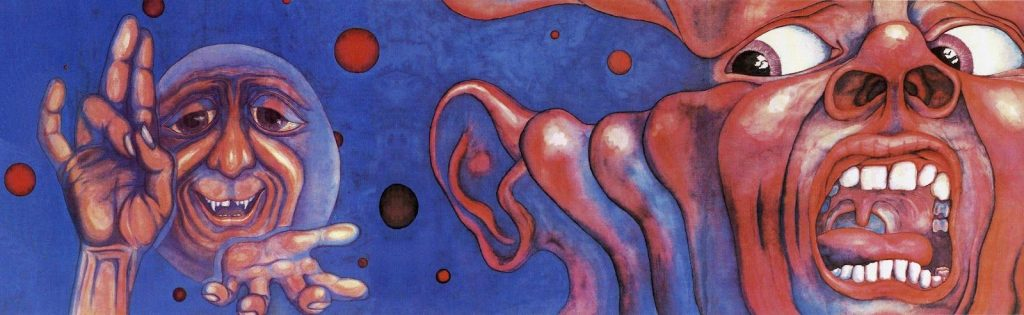 Sedat Girgin + İskeletor - King Crimson - In the Court of the Crimson King