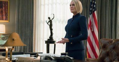 """""""House of Cards""""ın final sezonundan yeni fotoğraflar"""
