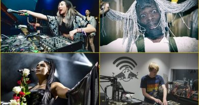 Liste: Yolu RBMA'den geçmiş 10 müzisyen / prodüktör