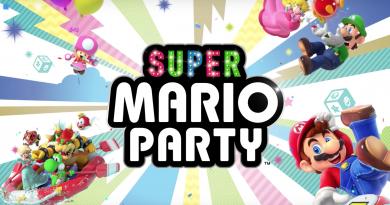 """""""Super Mario Party""""den yeni fragman"""