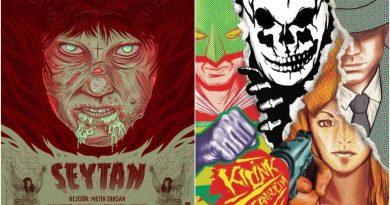 """""""Art of B-Movies: The Remake Exhibition"""", 24 Eylül'de açılıyor"""