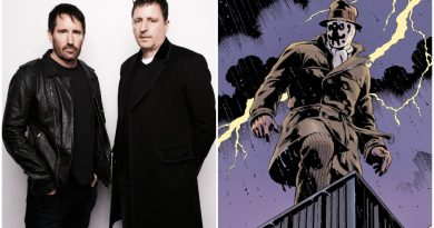 """HBO'nun """"Watchmen"""" dizisinin müzikleri Trent Reznor & Atticus Ross'tan"""