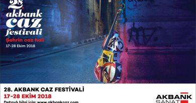 """""""Şehrin Caz Hali"""": 28. Akbank Caz Festivali başladı"""