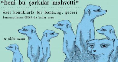 """Bir Bant Mag. gecesi: """"Beni Bu Şarkılar Mahvetti"""""""