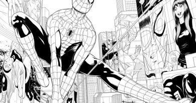 """Marvel'ın yeni """"Spider-Man"""" serisinden ilk görseller geldi"""