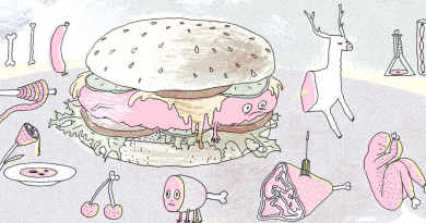 Arşivden: Karşınızda Laboratuvar Hamburgeri, yerseniz…