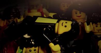 """""""Bohemian Rhapsody"""" fragmanının LEGO versiyonu geldi"""