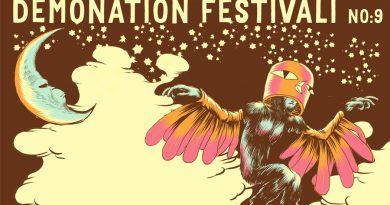 Kendine Has Demonation Festivali No:9 için geri sayım başladı