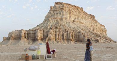 """Arşivden: """"Geleceği olmayan topraklarda yaşam"""" – Gohar Dashti"""