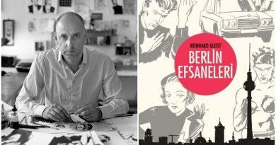 Reinhard Kleist, bu hafta sonu İstanbul'da