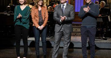 """""""The Office"""" kadrosunun bir kısmı, """"Saturday Night Live""""da bir araya geldi"""