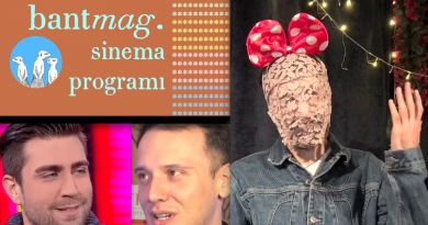 Bant Mag. Sinema Programı S03B09 (24.12.2018)