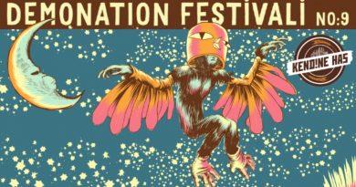 Kendine Has Demonation Festivali No:9 program ve bilet detayları