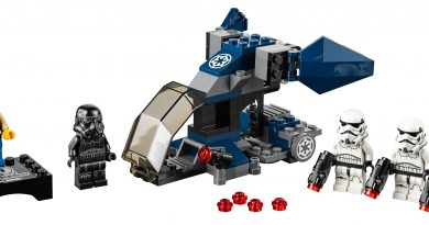 """LEGO'dan yeni """"Star Wars"""" setleri"""