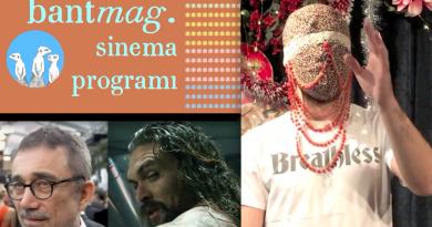 Bant Mag. Sinema Programı S03B10 (02.01.2019)