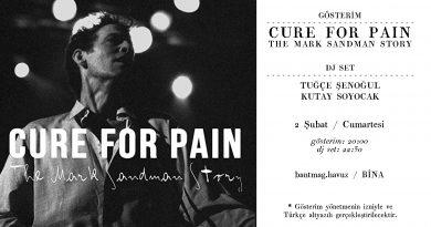 """Morphine belgeseli """"Cure For Pain"""", 2 Şubat'ta Bant Mag. Havuz'da"""