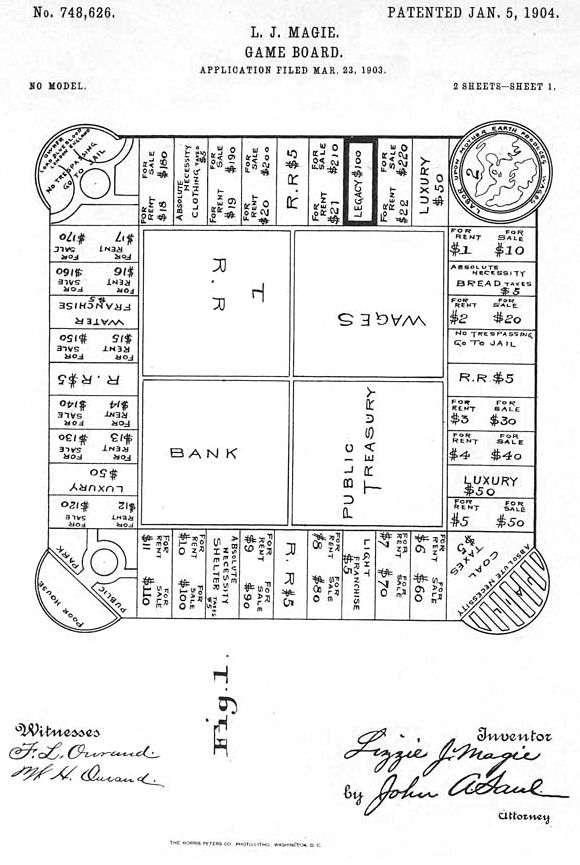 MONOPOLY_magie map