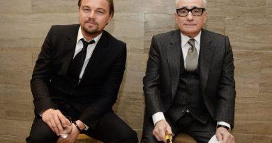Leonardo DiCaprio ve Martin Scorsese'den HULU için bir roman uyarlaması geliyor
