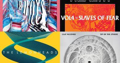 Bu hafta yayınlanan 10 sıkı albüm