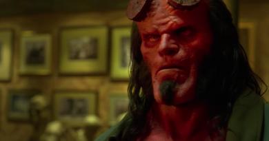 """Hellboy""dan bir fragman daha"