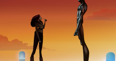 Tim Miller ve David Fincher'ın animasyon antolojisinden yeni görüntüler