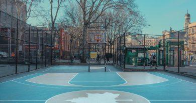 Ludwig Favre'ın objektifinden New York'un basketbol sahaları