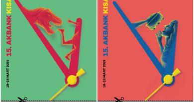 15. Akbank Kısa Film Festivali başladı
