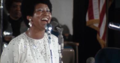 """Bir sesin büyüsü: Aretha Franklin belgeseli """"Amazing Grace""""den fragman"""