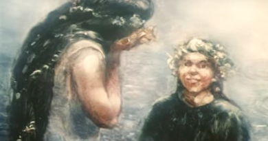 Slav mitolojisinin denizkızları: ''Rusalka''