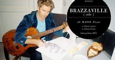 Brazzaville aynı gün iki konserle Bant Mag. Havuz'da