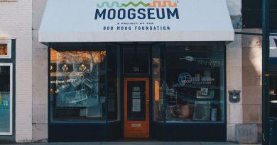 Bob Moog'un adına bir müze açıldı: Moogseum