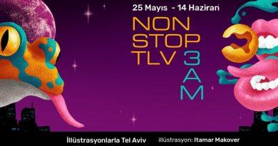 "Bant Mag. Havuz'da sıradaki sergi: ""Non Stop TLV 3AM"""