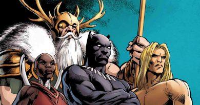 """Marvel'dan yeni bir """"Black Panther"""" serisi"""