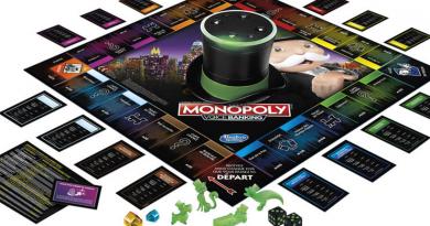 Yeni Monopoly setinde sesli asistan özelliği var