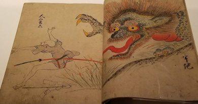 """Japonya'nın ilk """"yokai"""" müzesi açıldı: Miyoshi Mononoke Museum"""