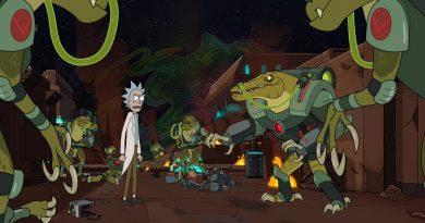 """""""Rick and Morty""""nin dördüncü sezonundan ilk görüntüler"""