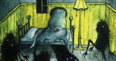 Bir canavarın ikililiği: Hanna Norberg