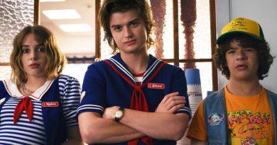 """Stranger Things"" üçüncü sezonu rekorla geldi"