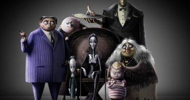 """""""The Addams Family""""nin ilk uzun metraj animasyonundan yeni görüntüler"""