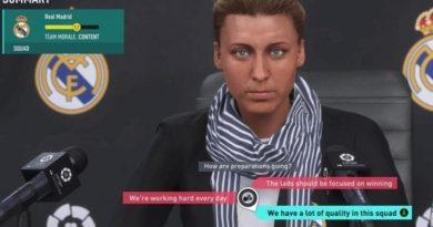 FIFA 20'de kadın menajer yaratma özelliği uyanışı