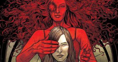 "BOOM! Studios'un ""The Red Mother""ına ilk bakış"